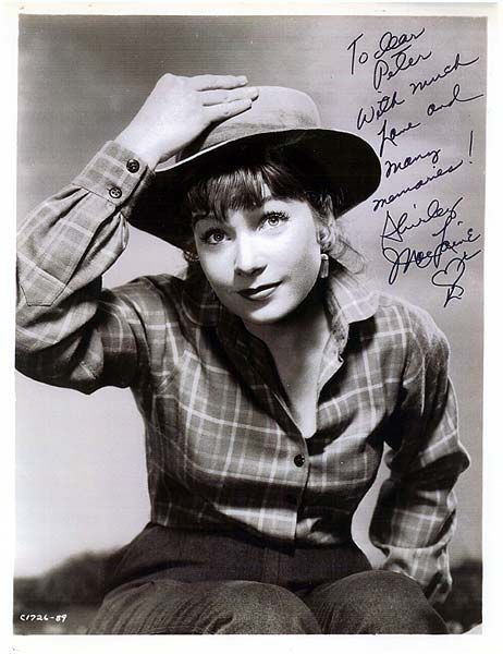 shirley maclaine...one of the women i aspire to be