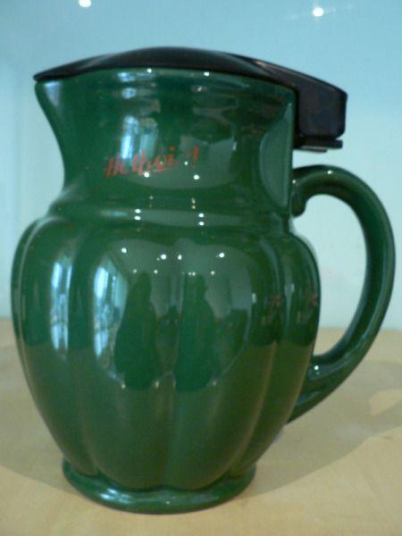 Aei Hotpoint Green Electric Jug Electric Jug Green Electric Vintage Ceramic