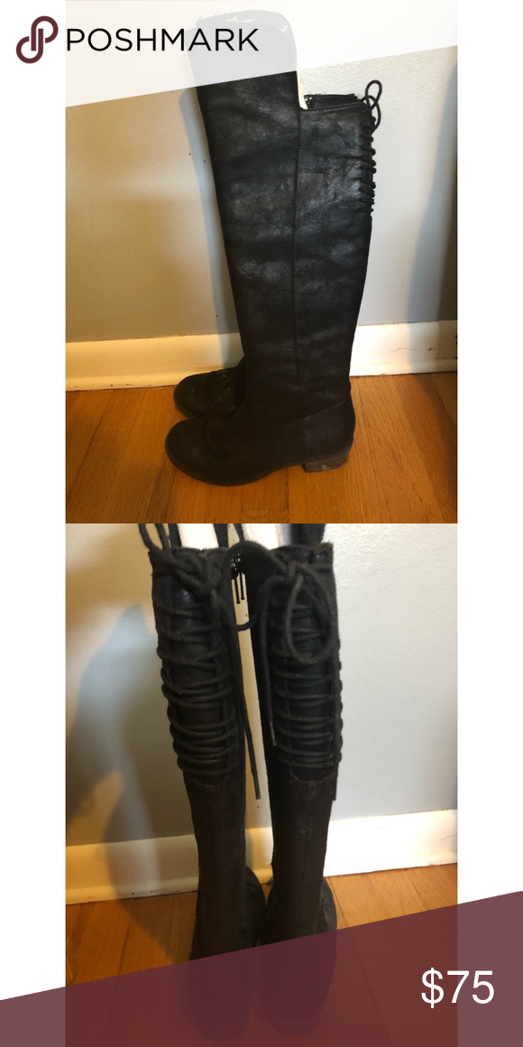 e1413281548 Chinese Laundry Black Knee High Boots Black knee high boots