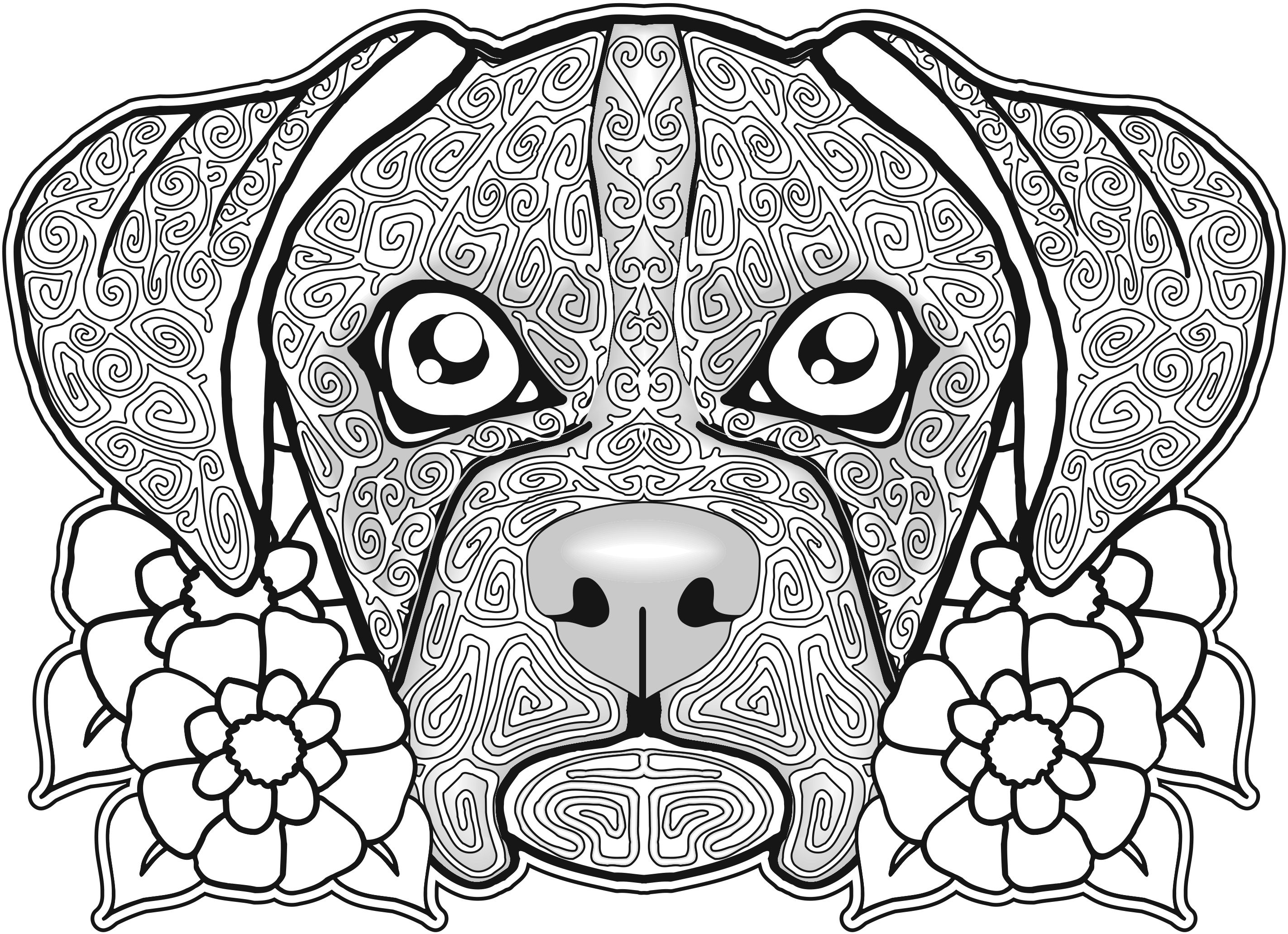 tundra animals coloring pages free printable pictures - HD 2845×2063