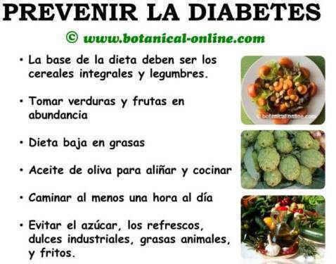 alimentos para la diabetes para evitar fotos