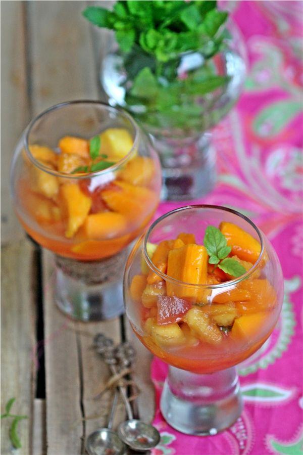 Summer Cooler Urban Dazzle Reviews Food Fruit Salad Y