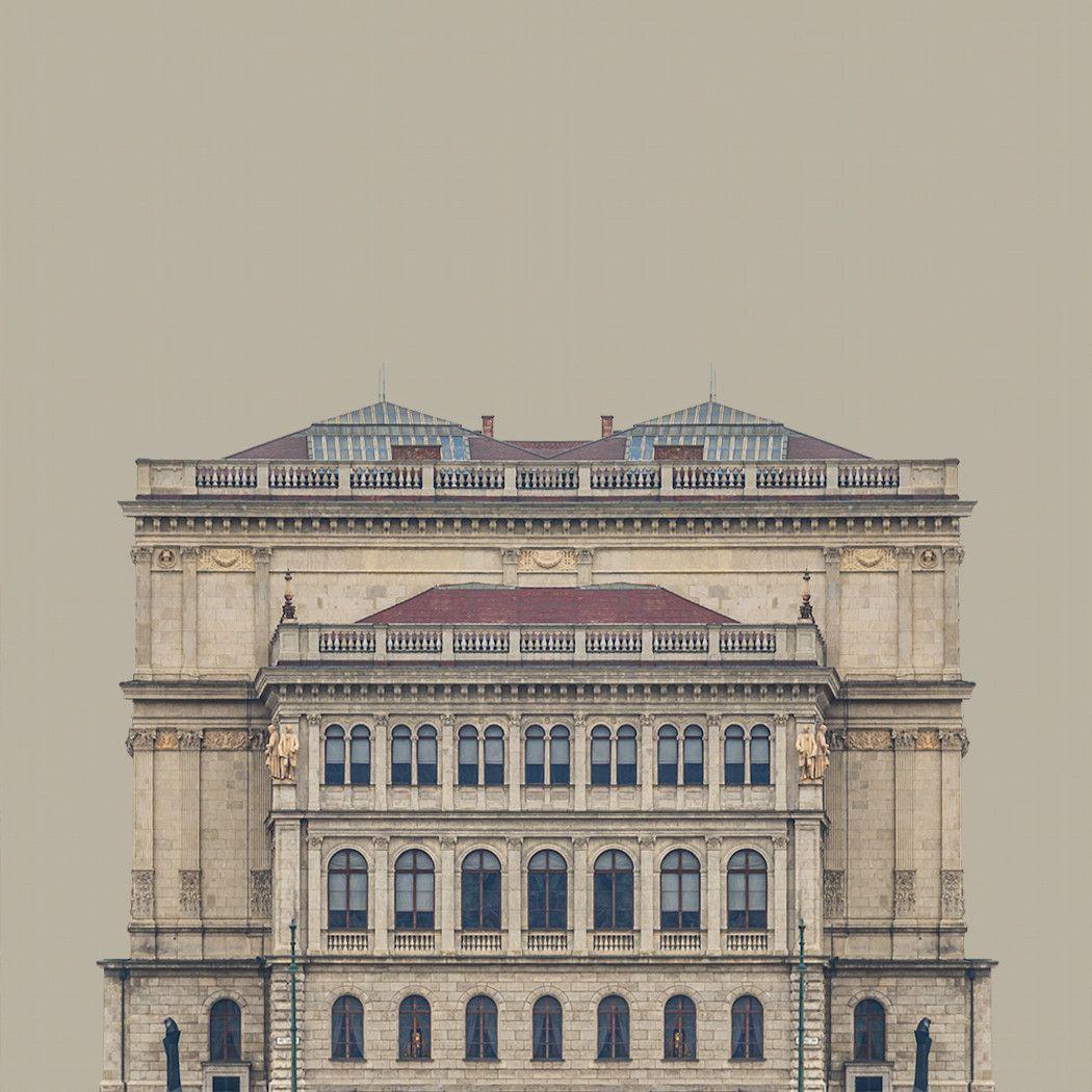 Zsolt Hlinka's Urban Symmetry