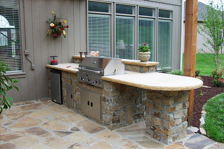 Patio, Outdoor Kitchens, Fireplaces, Leawood, Kansas, KS