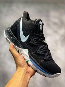 outlet store 2a92f 9c2e3 Nike Kyrie 5 Black Magic Multi-Colour AO2918-901 Men s Basketball Shoes  Irving Sneakers