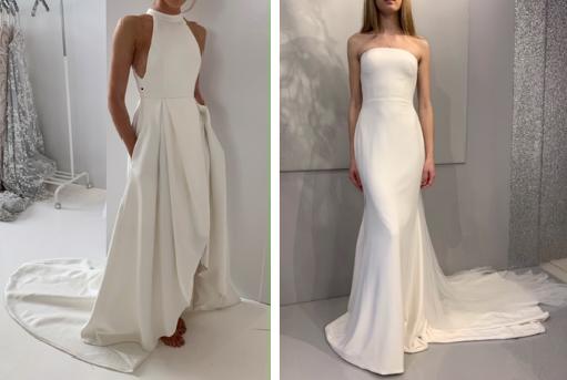 The Boho Bride Steps Aside 2020 Bridal Fashion Trends Unique