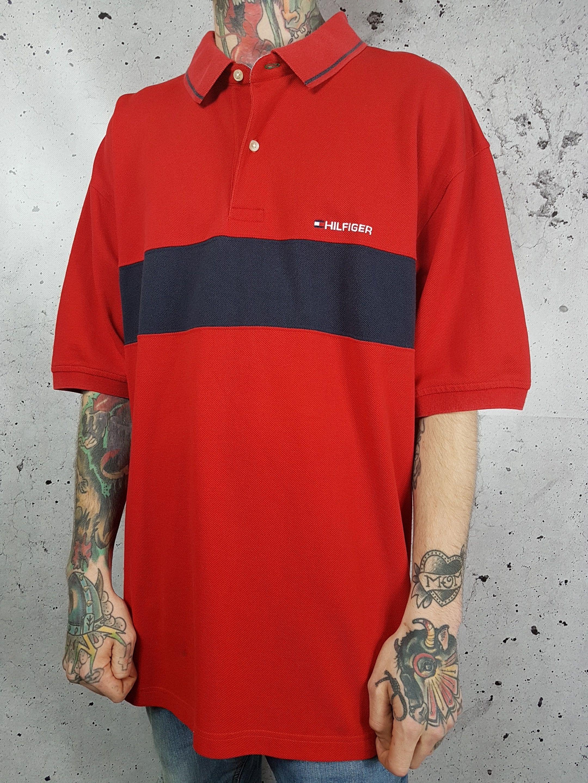 1f30f644a @TommyHilfiger Short Sleeve Polo Shirt - Model : @LansdowneStrangler -  Available On : @