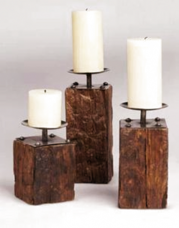 Wunderschone Kerzenhalter Holzideenbasteln Holzideenbauen Holzideenbaumstamm Holzideendekoration Holzideendeu Diy Candle Holders Candle Holders Wood Diy