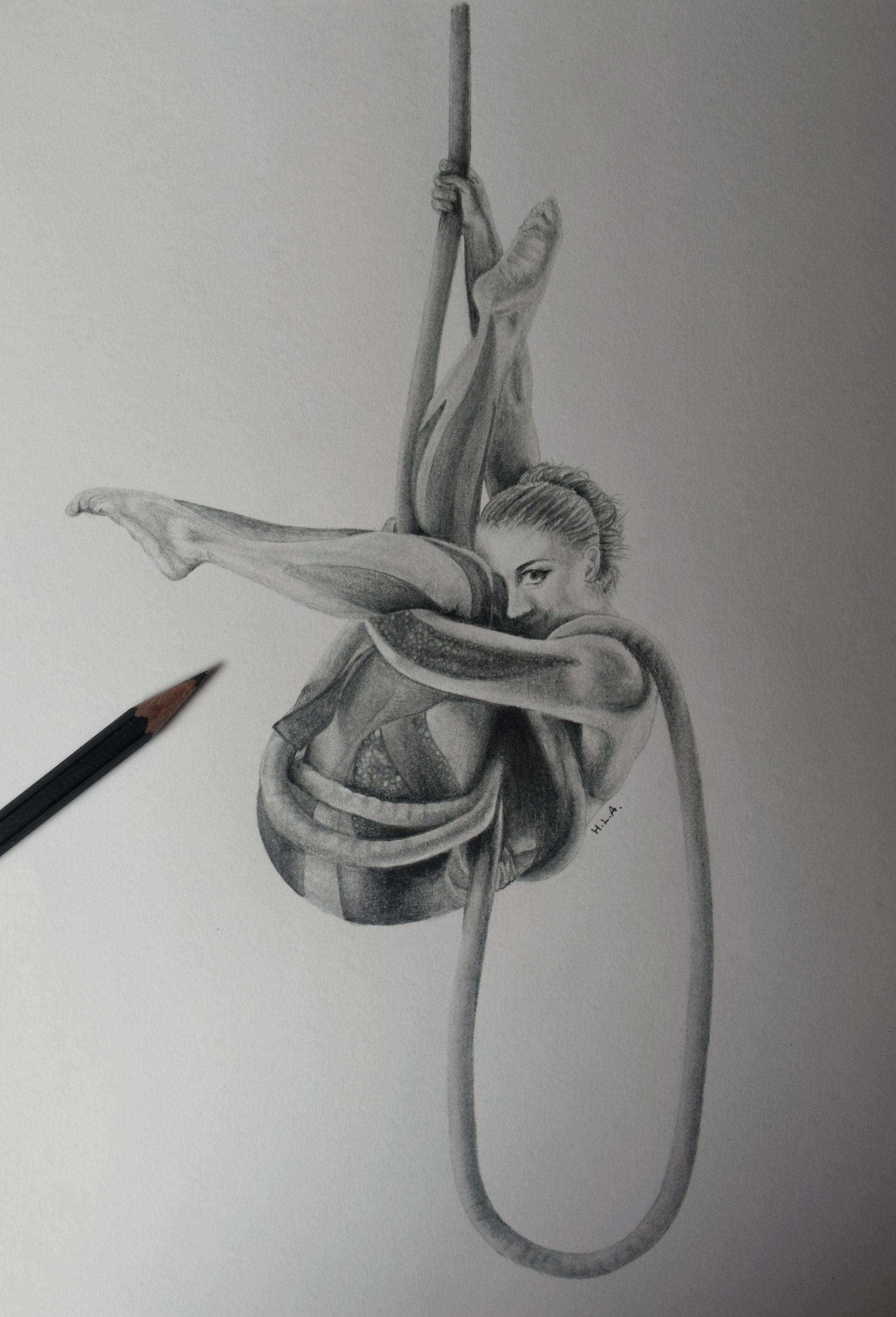 Pin by Liberty Macias on Aerial Circus art, Drawings