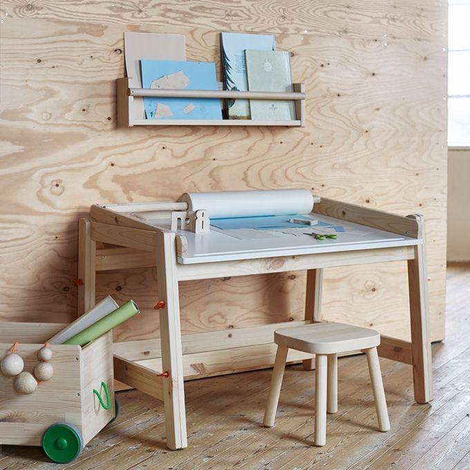 IKEA FLISAT Der Schreibtisch