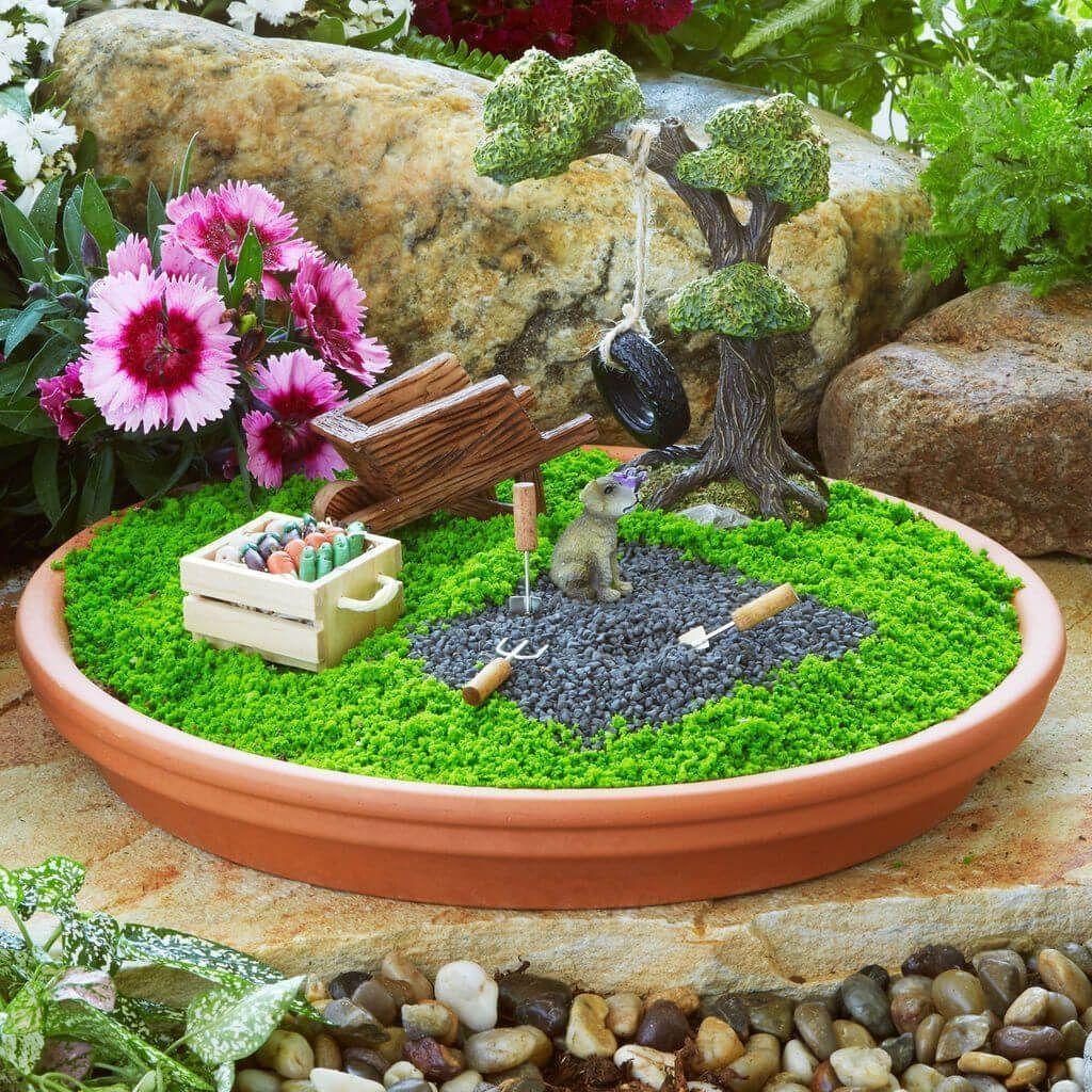 Stunning 40 Beautiful Mini Zen Garden Design Ideas to Beautify Your ...