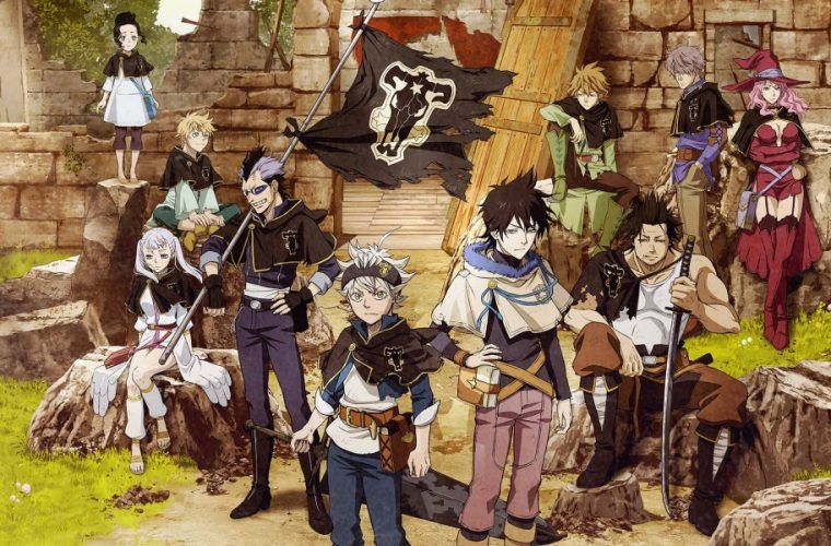 This captain of the crimson lion kings is loved and inspiring to many magic knights. Image result for black clover all characters   Black ...