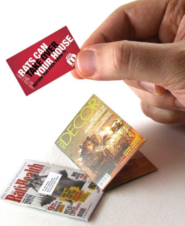 Pest Control In Boutte Mail: Award Winning Direct Marketing Idea