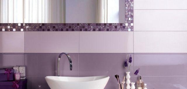 Carrelage mosaïque dans la salle de bains 30 idées modernes ...