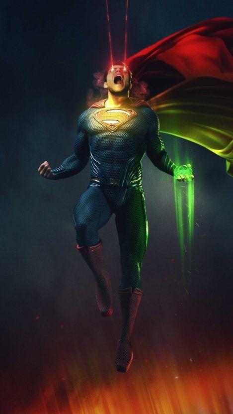 Krypton Superman IPhone Wallpaper - IPhone Wallpapers
