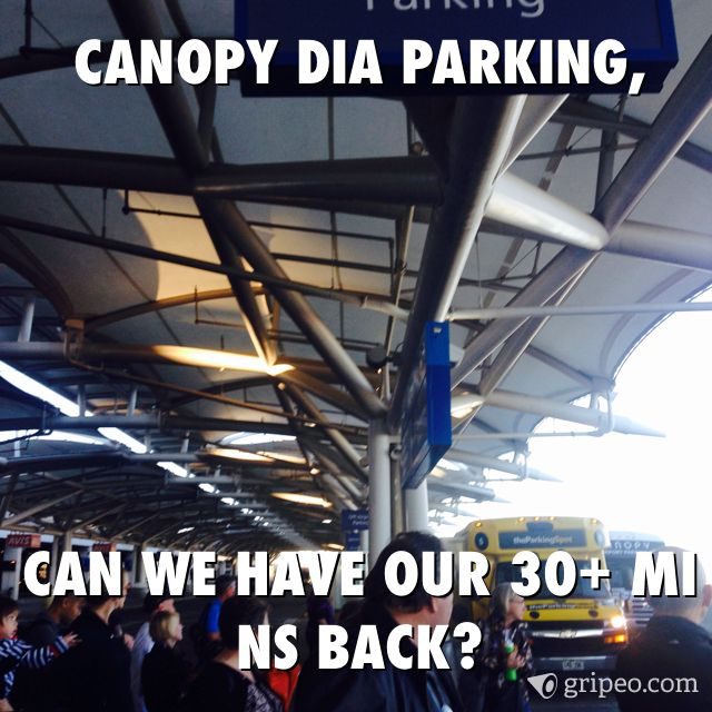Check out this Canopy Airport Parking meme! & Check out this Canopy Airport Parking meme! | Complaint MEMEs ...