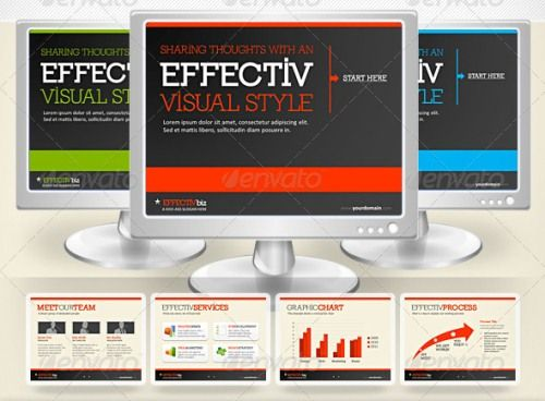 professional business powerpoint templates | powerpoint, Presentation templates