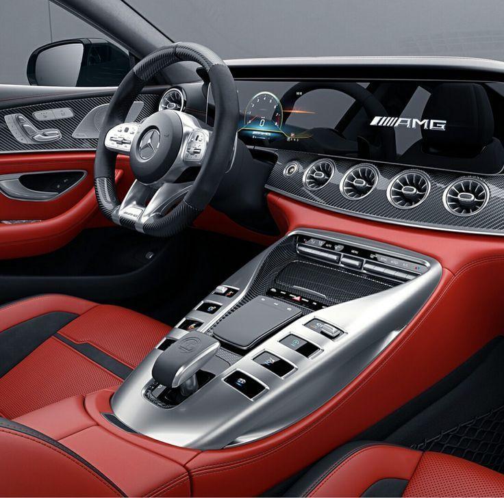 Mercedes-AMG GT 4-Door Coupé. #4Door #coupe #MercedesAmg ...