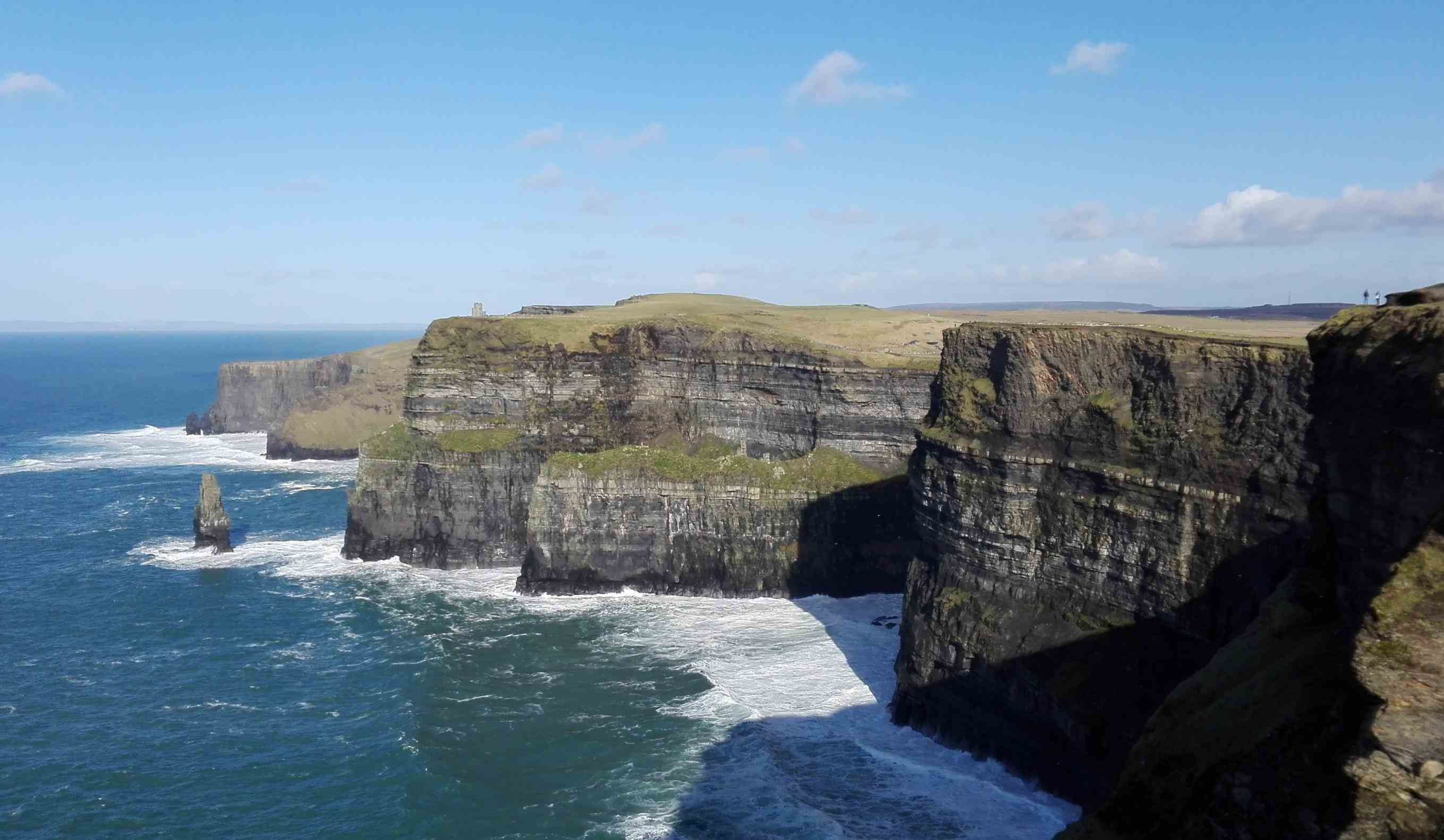 Pin On Cliffs Of Moher Harry Potter