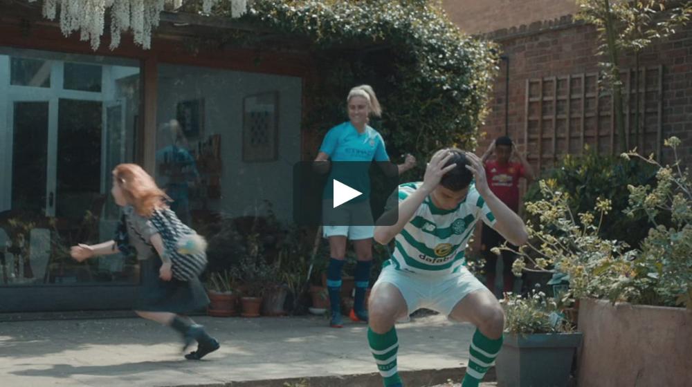 BT Sport Take Them All On Directed by Fredrik Bond