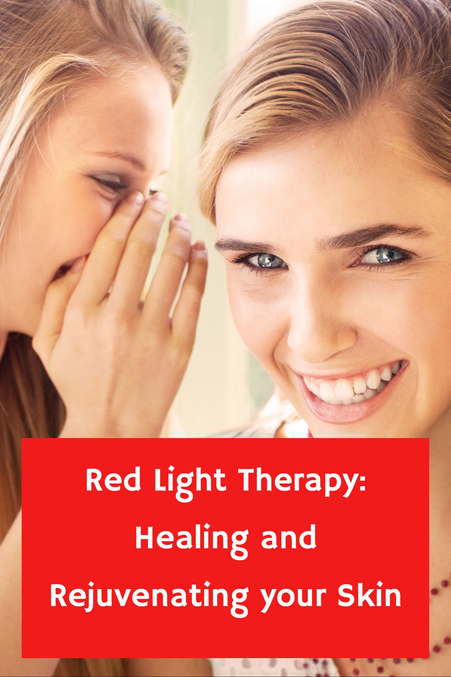 Red Light Therapy: Healing And Rejuvenating Your Skin