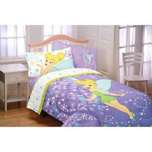 tinkerbell | Bedroom accessories, Twin sheet sets, Disney ...
