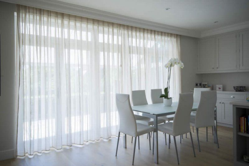 Image Result For Bi Fold Doors Curtains Or Blinds Home