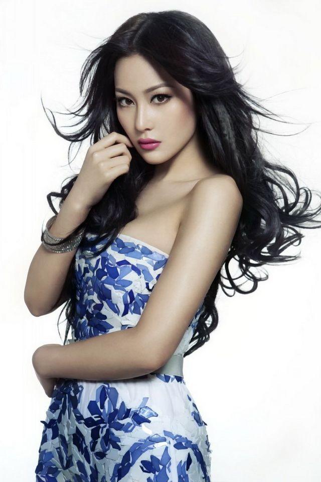 Sexy girl Zhang Xin Yu - I am an Asian Girl