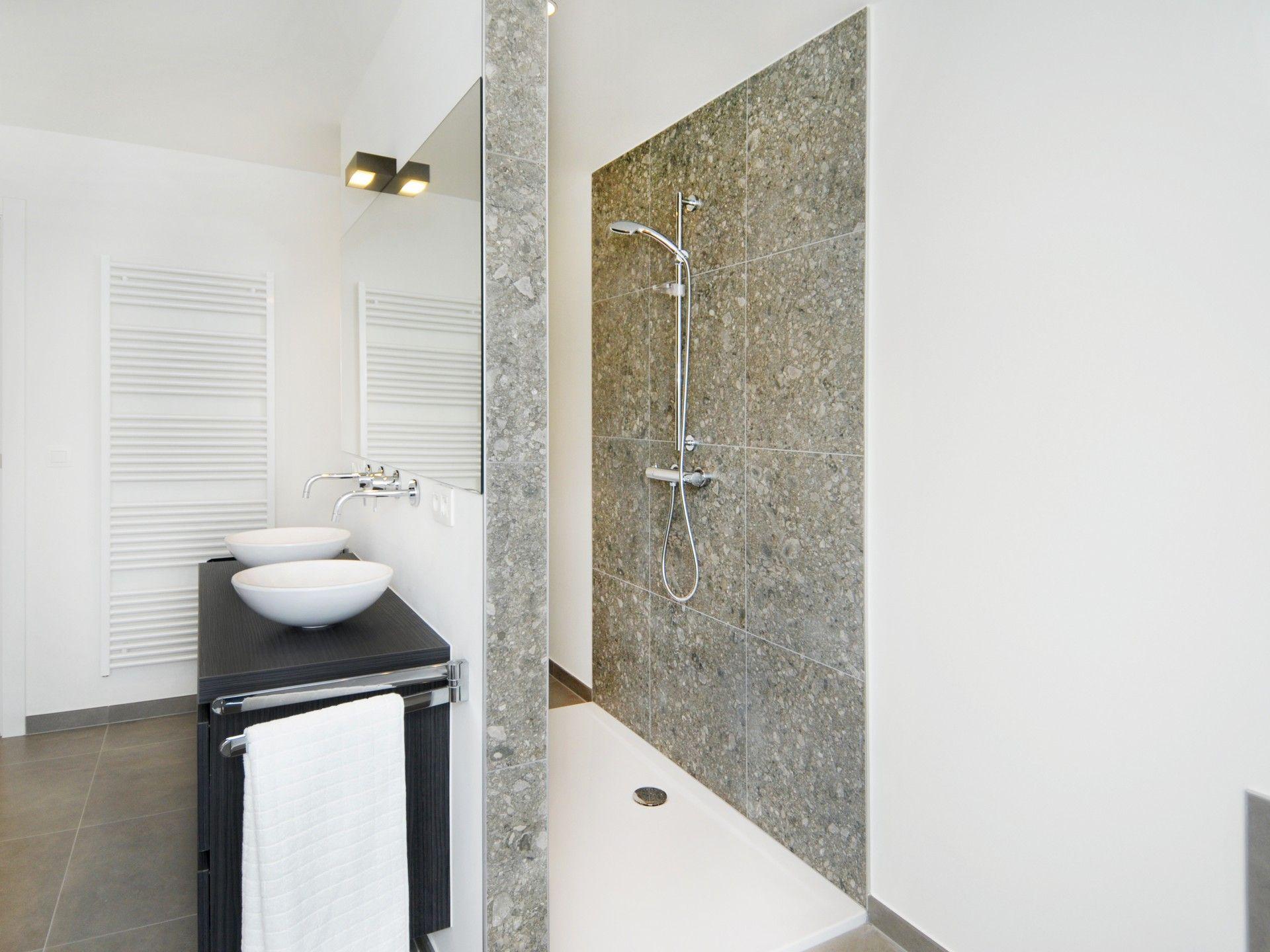 Kijkwoning dilbeek badkamer realisaties inspiratie durabrik