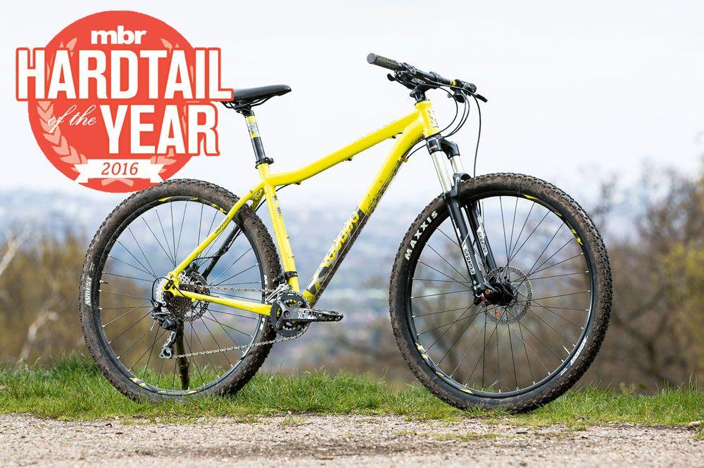 Sub 750 Hardtail Of The Year Voodoo Bizango Review Bike