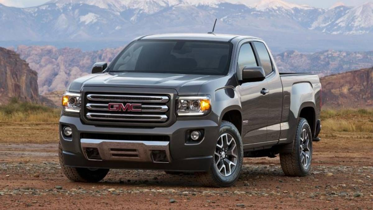Gm Confirms Horsepower Towing For Colorado And Canyon Pickups