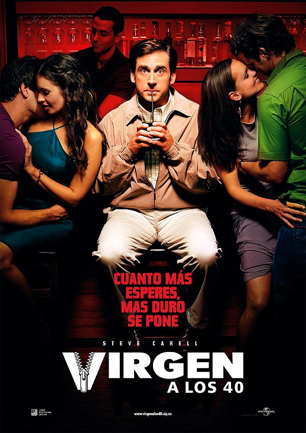 Cinelodeon Com Virgen A Los 40 Judd Apatow Peliculas Cine Peliculas Virgen A Los 40
