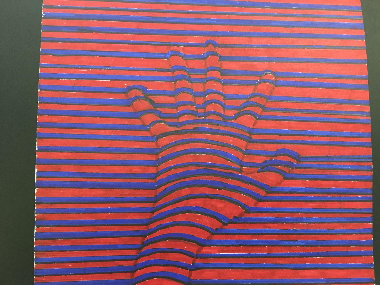 Illusion Creating Depth