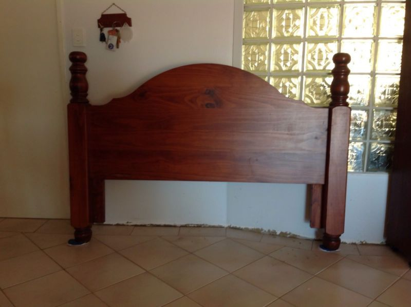 Jarrah Double Bedhead Beds Gumtree Australia Stirling Area