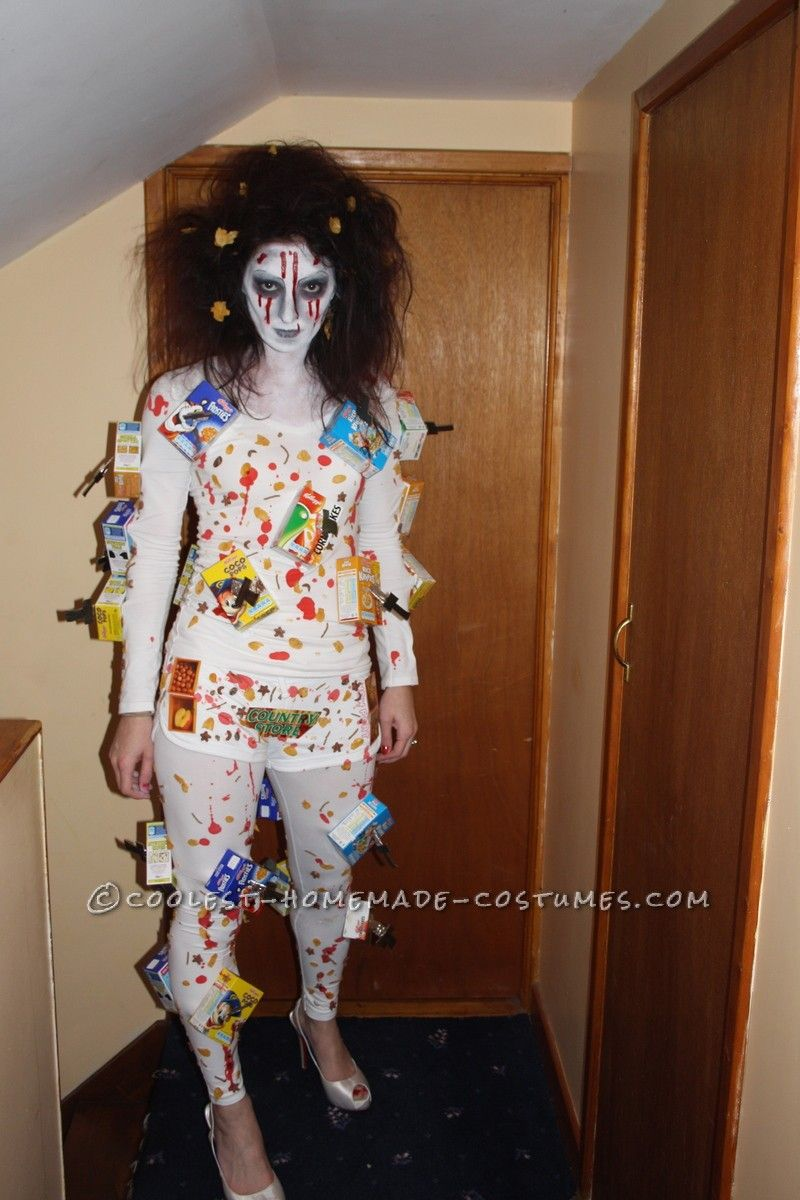 Scary cereal killer costume cereal killer costume cereal killer cereal killer costume ccuart Choice Image