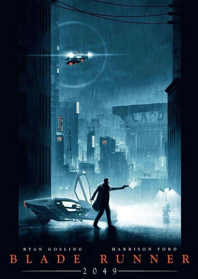 Blade Runner 49 Sf映画 ブレードランナーのまとめ Sf映画 映画 ポスター