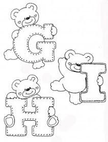 Pintura Em Tecido Passo A Passo Alfabetos Infantis Para Pintar Em
