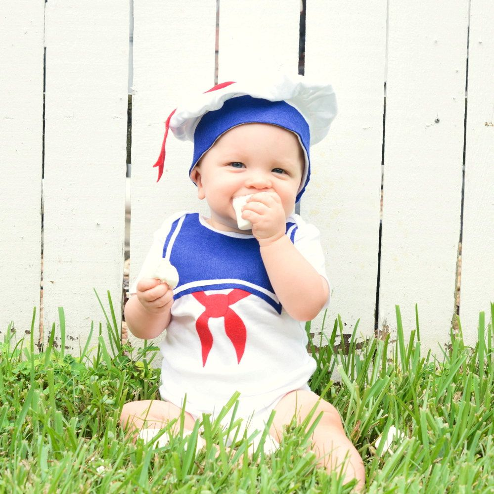 Toddler Halloween Childrens Costume / Stay Puft Baby | Stay puft ...