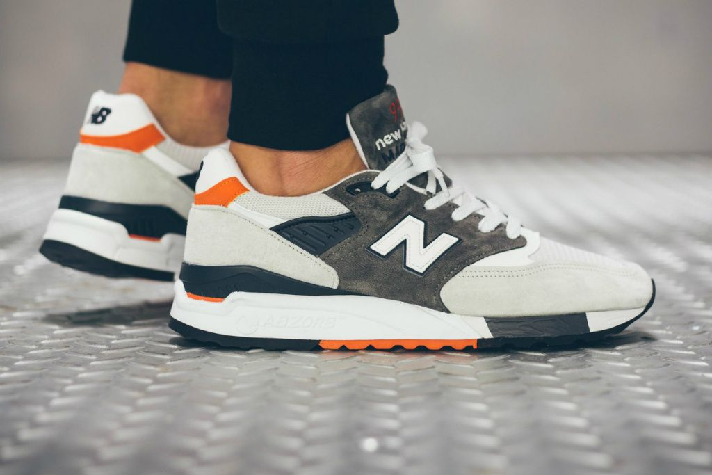 newest collection 89fa3 73500 New Balance Celebrates Summer With a New 998 Colorway ...