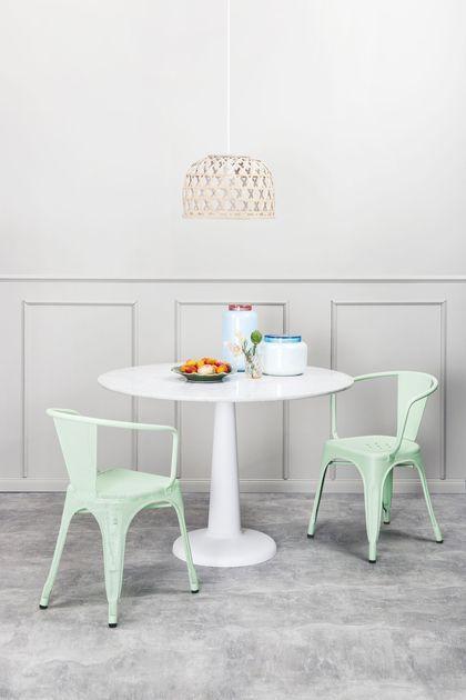 Table salle  manger 25 tables design en bois métal verre