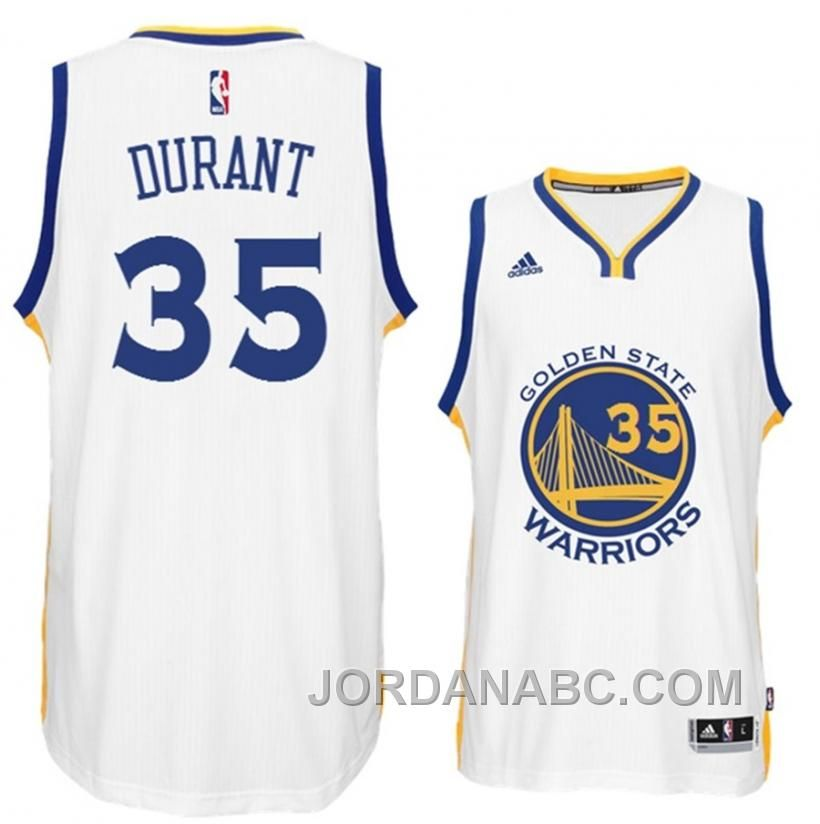 http://www.jordanabc.com/kevin-durant-golden-state-warriors-35-new-swingman-white-home-jersey.html KEVIN DURANT GOLDEN STATE WARRIORS #35 NEW SWINGMAN WHITE HOME JERSEY Only $69.00 , Free Shipping!