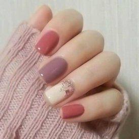 50 fabulosas ideas de esmaltes de uñas para la tendencia de primavera 2019 – DIY fashion