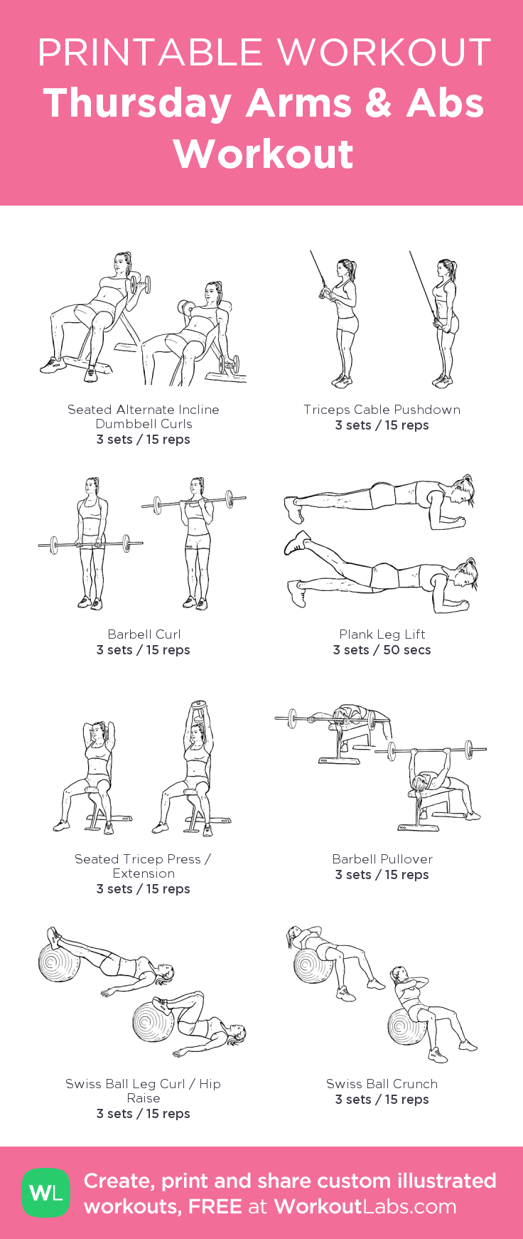 Insane image inside printable workouts