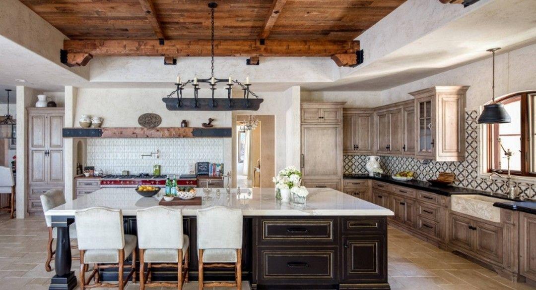 7 Amazing Mediterranean Style Kitchen Design Ideas Mediterranean Kitchen Design Tuscan Kitchen Mediterranean Kitchen