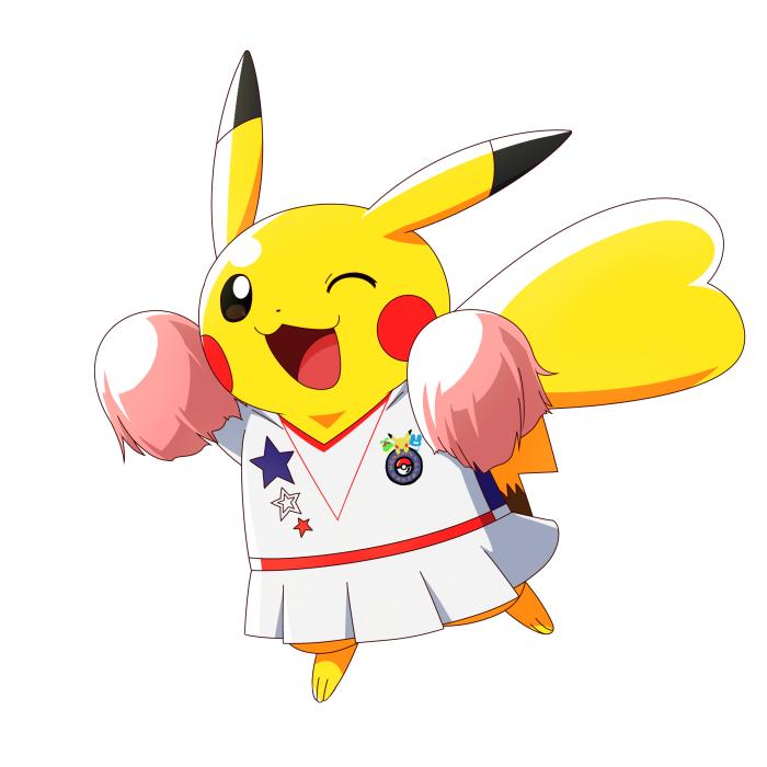 Pikachu (With images) Pikachu, Pokemon, Anime