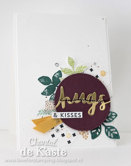 Sneak Peek Stampin' Up! catalogue 2017-2018 with the Lovely Words ...