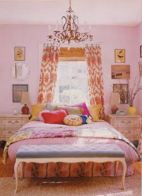 Artistic Bohemian Decor Comfort And Luxury Bedroom Style