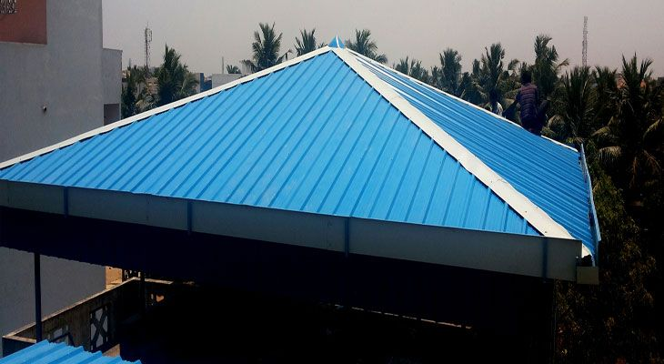 Welcome To Sri Thirumalai Roofings Iso 9001 2008 Certified Company Contact Us 91 9710009494 1 Roofing Companies Roofing Contractors Metal Roofing Contractors
