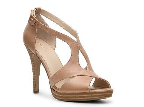 Bandolino Mindy Sandal Women's Dress Sandals Sandals Women's Shoes - DSW  weding shoes @Meghan Krane