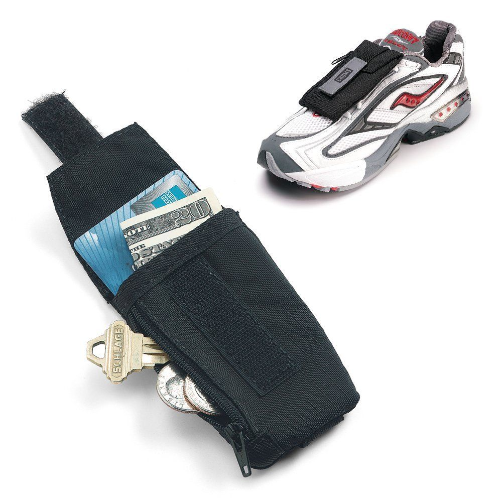 Chums shoe pocket black shoe key holder